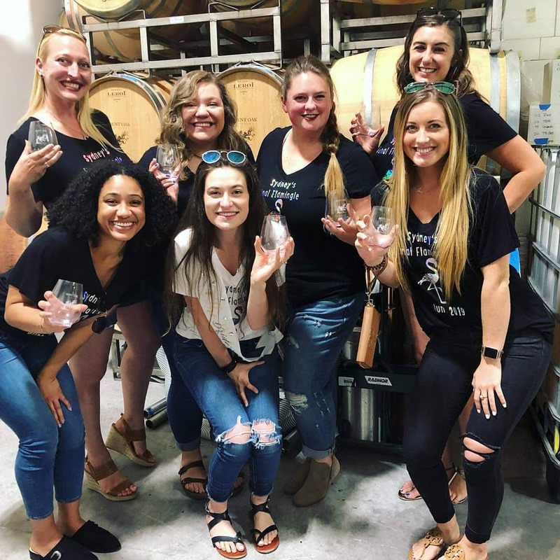 Bent Oak bachelorette Party