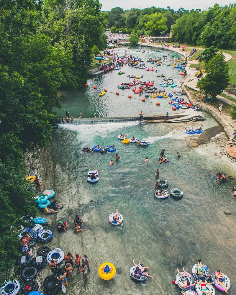 The Ultimate Guide to River Tubing in Texas - ATXcursions