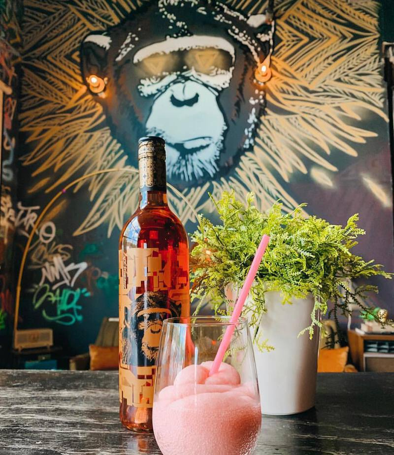 Infinite Monkey Theorem Frosé